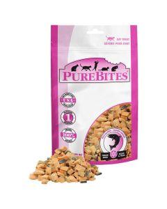 PureBites Freeze Dried Wild Salmon Cat Treats