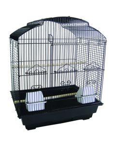 YML Shell Top Bird Cage Black
