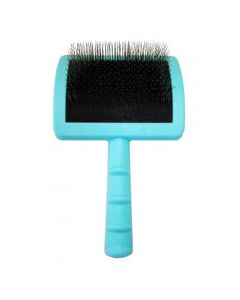 Wahl Firm Curved Slicker Brush [Large]