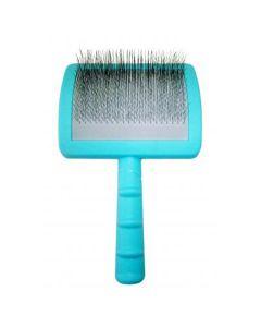 Wahl Soft Curved Slicker Brush [Large]