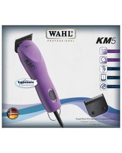 Wahl KM5 Corded 2-Speed Clipper Purple