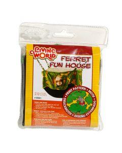 Living World Ferret Fun House