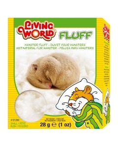 Living World Hamster Fluff