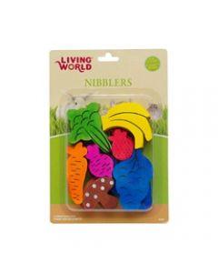 Living World Nibblers Fruit/Veggie
