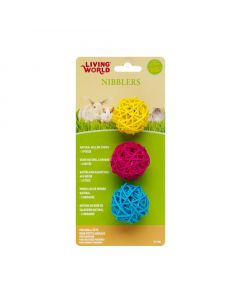 Living World Nibblers Willow Chew Balls