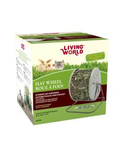 Living World Hay Wheel