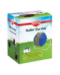 Kaytee Rollin' The Hay Spinning Salad Dispenser