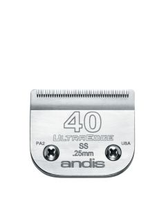 Andis UltraEdge Stainless Steel Clipper Blade [Size 40]