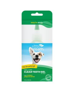 Tropiclean Fresh Breath Clean Teeth Gel (118ml)
