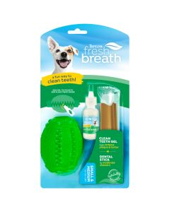 Tropiclean Fresh Breath Fresh N' Fun Dental Chew Toy