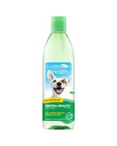 Tropiclean Fresh Breath Dental Health Solution for Dogs