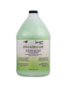 Double K Groomer's Edge Euca-Leuca-Lime Pet Shampoo [1 Gallon]