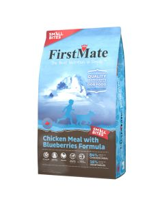 FirstMate Chicken & Blueberries Small Bites (5lb)