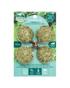 Oxbow Enriched Life Hay Timbells [2 Pack]