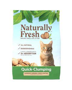 Naturally Fresh Quick-Clumping Natural Cat Litter