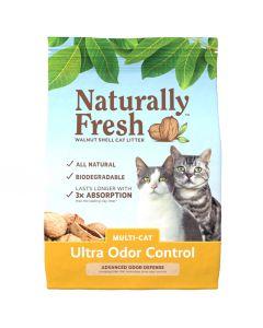 Naturally Fresh Ultra Odor Control Multi-Cat Quick-Clumping Natural Cat Litter