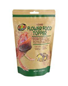 Zoo Med Lizard Flower Food Topper [40g]
