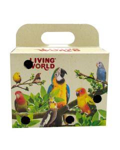 Living World Carrier Box