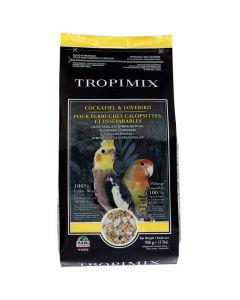 Tropimix Lovebird & Cockatiel (2lb)