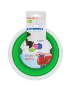 Petmate Silicone Travel Bowl (Assorted Colours)