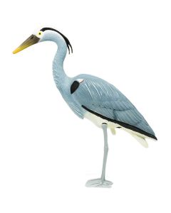 Aquascape Blue Heron Decoy