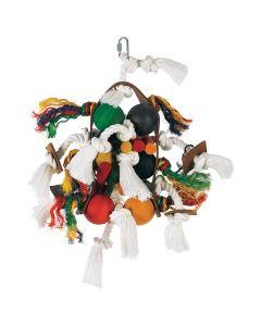 Living World Rope & Balls Toy