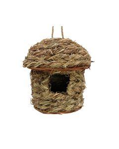 Living World Outdoor Bird Nest Orchard Hut