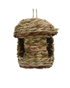 Living World Outdoor Bird Nest Reed/Grass Hut