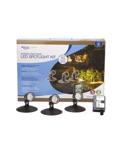 Aquascape Garden and Pond LED Spotlight Kit
