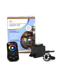 Aquascape LED Colour-Changing Fountain Light Kit