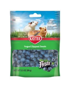 Kaytee Fiesta Blueberry Yogurt Dipped Treat (100g)