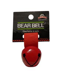Kodiak Bear Bells (Assorted Colours)