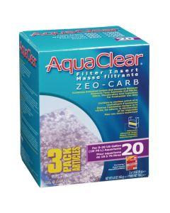 AquaClear Zeo-Carb 20 (3 Pack)