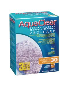 AquaClear Zeo-Carb 30 (3 Pack)