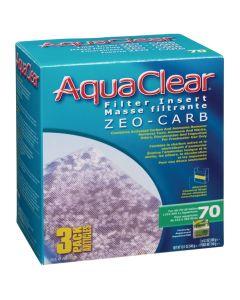 AquaClear Zeo-Carb 70 (3 Pack)