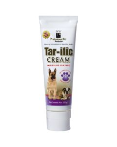 Professional Pet Products Tar-ific Itch Relief Cream [113g]