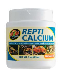 Zoo Med Repti Calcium Without D3 [85g]