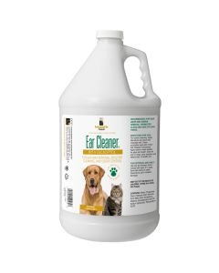 Professional Pet Products Ear Cleaner  with Eucalyptol [1 Gallon]