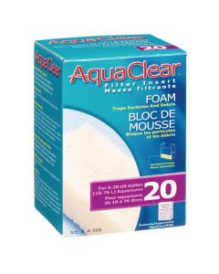 AquaClear Filter Insert Foam 20