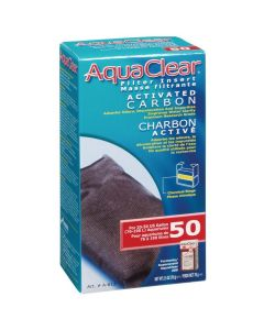 AquaClear Filter Insert Activated Carbon 50