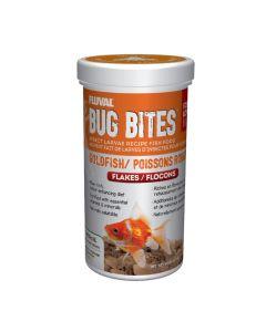 Fluval Bug Bites Goldfish Flakes [90g]