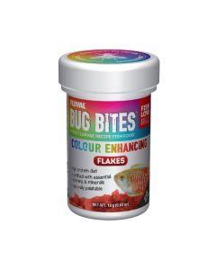 Fluval Bug Bites Color Enhancing Flakes