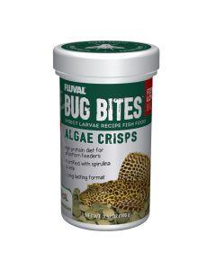 Fluval Bug Bites Algae Crisps [100g]