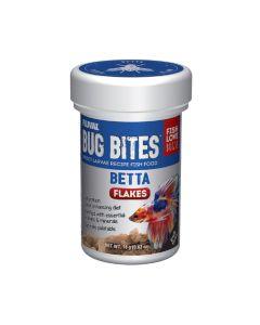 Fluval Bug Bites Betta Color Enhancing Flakes [18g]
