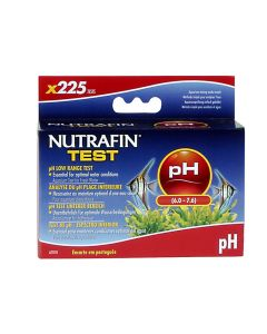 Nutrafin pH Low Range Test [6.0 - 7.6]