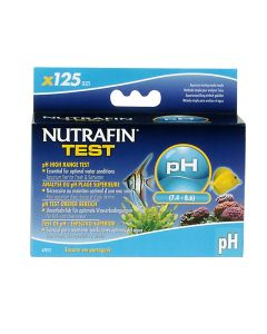 Nutrafin pH High Range Test [7.4 - 8.6]