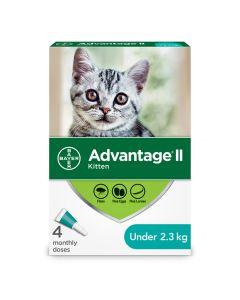 Advantage II Cat Flea Treatment