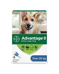 Advantage II Dog Flea Treatment