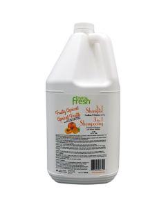 Enviro Fresh 3 in 1 Shampoo Apricot [1 Gallon]