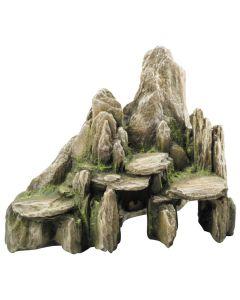 Aqua Della Stone Cave with Moss X-Large